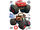 Настенная наклейка Disney car with big wheels 65x85 см ED-98758