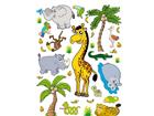 Настенная наклейка Jungle 65x85 см ED-98772
