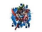 Настенная наклейка Avengers 1, 65x85 см ED-98776