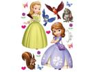 Настенная наклейка Disney Sophie 65x85 см ED-98814