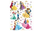 Настенная наклейка Disney princesses and princes 65x85 см ED-98818