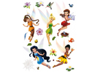Настенная наклейка Disney fairies 65x85 см ED-98829
