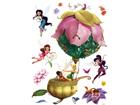 Настенная наклейка Disney fairies in a balloon 65x85 см ED-98832