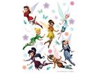 Настенная наклейка Disney fairies 3, 65x85 см ED-98834