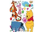 Настенная наклейка Disney Winnie the Pooh and friends 65x85 см ED-98852