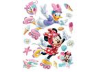 Настенная наклейка Disney Minnie and pony 65x85 см ED-98857