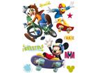 Настенная наклейка Disney Mickey freestyle 65x85 см ED-98863