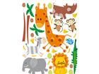 Настенная наклейка Giraffe 1, 65x85 см
