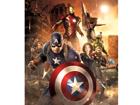 Флизелиновые фотообои Avengers 180x202 cm ED-99068