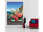 Флизелиновые фотообои Disney Cars 2 race 180x202 cm ED-99069