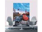 Флизелиновые фотообои Disney Cars in London 180x202 cm ED-99071