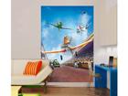 Флизелиновые фотообои Disney planes 180x202 cm ED-99073