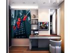 Флизелиновые фотообои Spiderman's spider web 180x202 cm ED-99083