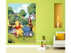 Флизелиновые фотообои Disney Winnie the Pooh 180x202 cm ED-99091