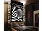 Флизелиновые фотообои Spiral 180x202 cm ED-99101