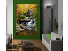 Флизелиновые фотообои Water mill 180x202 cm ED-99106
