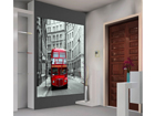 Флизелиновые фотообои London bus 180x202 cm ED-99120