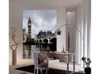 Флизелиновые фотообои London Big Ben 180x202 cm ED-99124