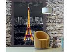 Флизелиновые фотообои Eiffel Tower at night 180x202 cm ED-99126