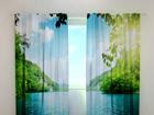 Полузатемняющая штора Lake 240x220 cm ED-99320