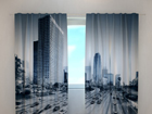 Полузатемняющая штора Life in a big city 240x220 cm ED-99335