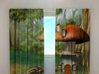 Затемняющая штора Little mushroom 240x220 cm ED-99383