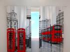 Затемняющая штора London bus 240x220 cm ED-99391