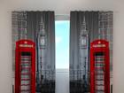 Затемняющая штора London telephone 240x220 см ED-99397