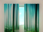 Полузатемняющая штора Magic wood 240x220 см ED-99411