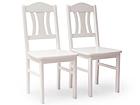 Комплект стульев Per, 2 шт белый EC-99576