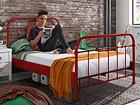 Металлическая кровать New York 120x200 cm AQ-99897