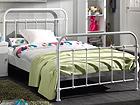 Металлическая кровать New York 120x200 cm AQ-99899