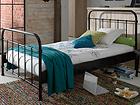 Металлическая кровать New York 120x200 cm AQ-99900