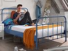 Металлическая кровать New York 120x200 cm AQ-99901