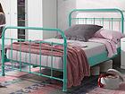 Металлическая кровать New York 120x200 cm AQ-99904