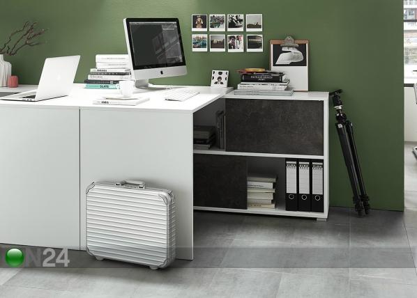 Угловой рабочий стол Altino SM-100100
