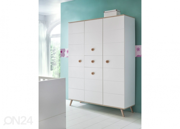 Шкаф платяной Billund SM-100924