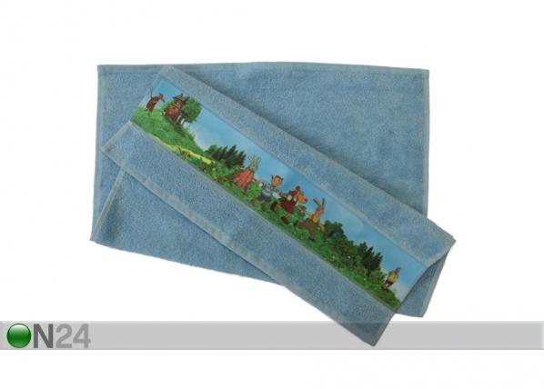 Махровое полотенце Bradley Lotte 4 sõpra 50x70 cm BB-103192