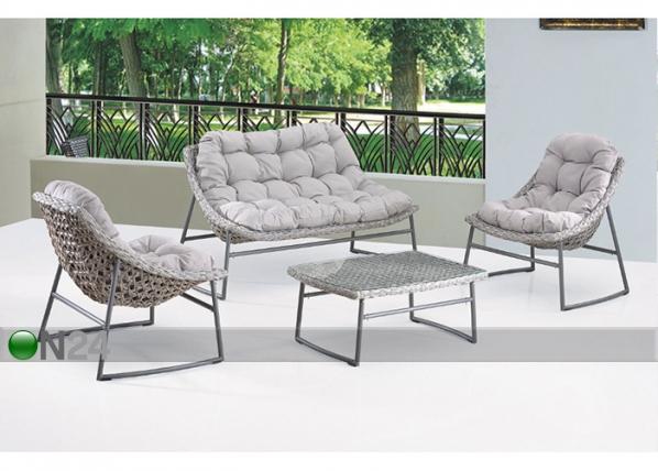 Садовая мебель Guadeloupe AQ-103439