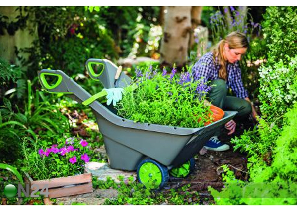 Садовая тачка Keter Realbarrow 100 L TE-108402