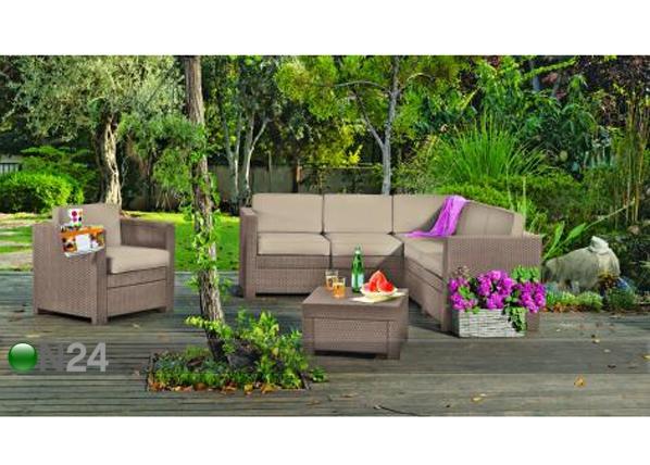 Комплект садовой мебели Provence, cappuccino TE-109209