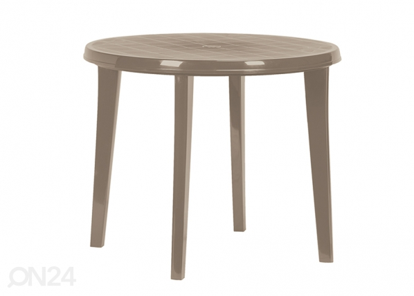 Садовый стол Keter Lisa, cappuccino TE-109216
