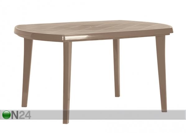 Садовый стол Elise, cappuccino TE-109218