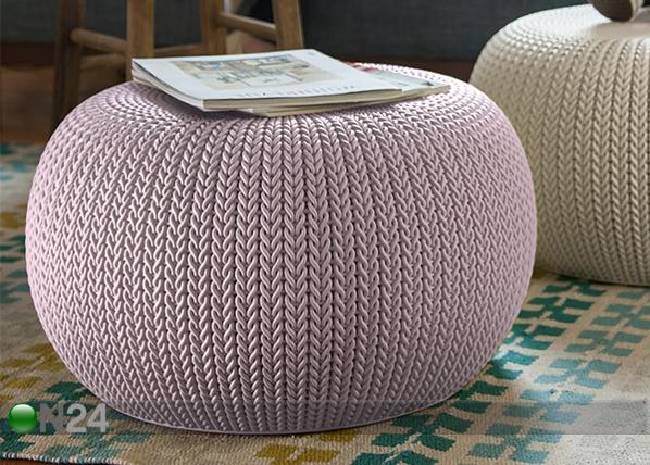 Пуф Keter Cozie, violet TE-109313