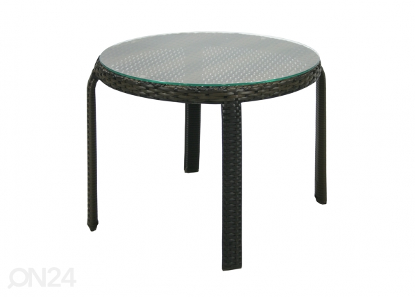 Садовый столик Wicker Ø 52 cm EV-110213