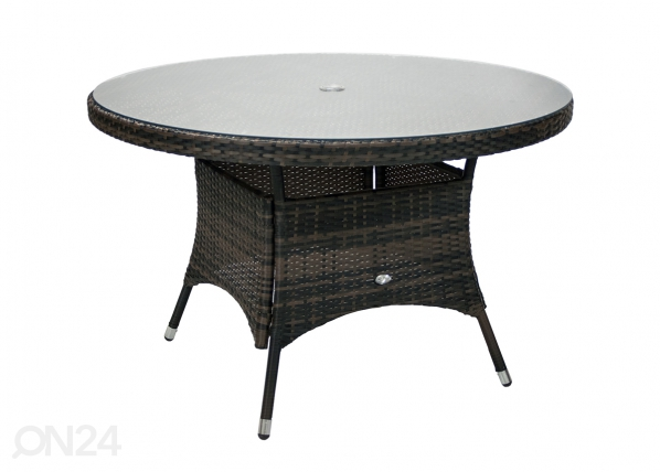 Садовый стол Wicker Ø 120 cm EV-110234