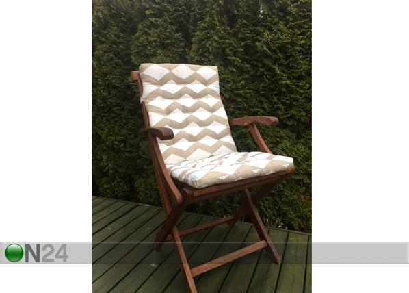 Подушки для садовых сидений, 2 шт MI-113191
