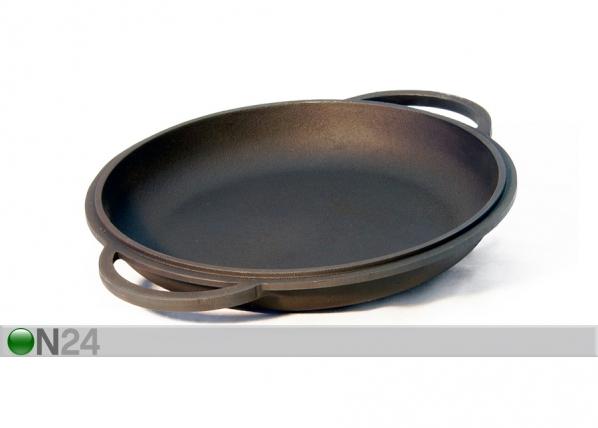 Чугунная сковорода-крышка HU-114250