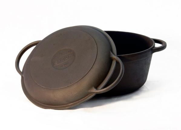 Чугунная сковорода-крышка Syton, HU-114255