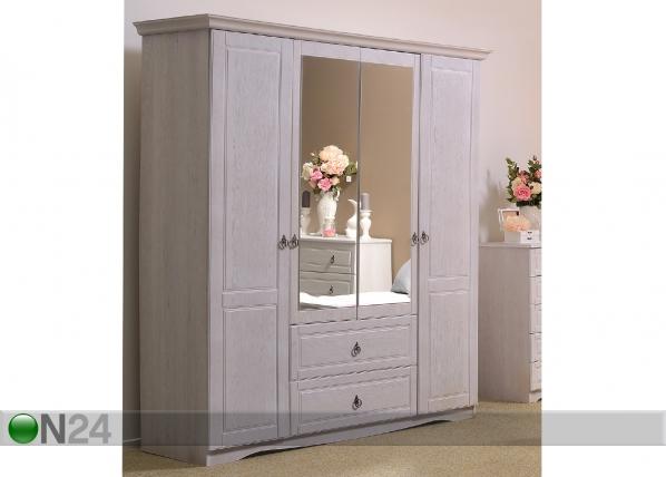 Шкаф платяной Blanca MA-115046
